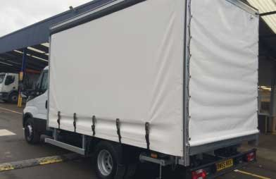 Curtain Siders 7.5t - 18t