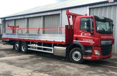 Specialist Builds HGV